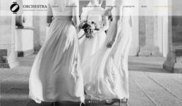 sito web orchestra wedding