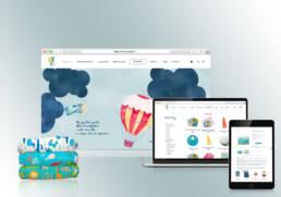 sito e-commerce pannolini lavabili